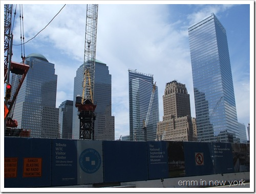 New York WTC Ground Zero