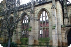 Church of St Luke (bombed out church in Liverpool)