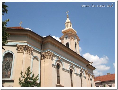 The Slovak Lutheran Church, Novi Sad