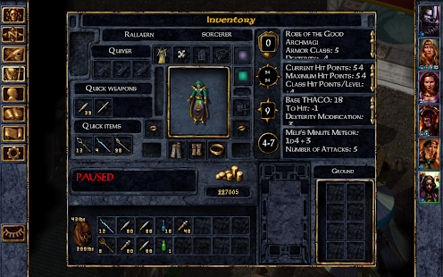 Baldur's Gate Enhanced Edition Screenshot 38