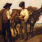Calando el melón de Manuel Cabral y Aguado Bejarano (1828-1891).jpg