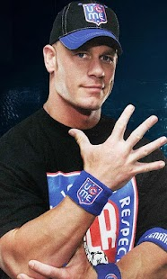 John Cena HD Wall+Slide - screenshot thumbnail