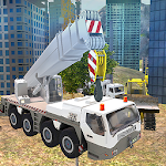 construction crane 3D 1.0 Apk