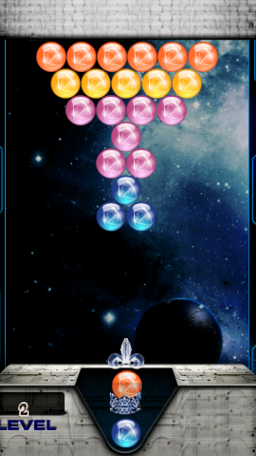 Bubble Shooter Deluxe - screenshot
