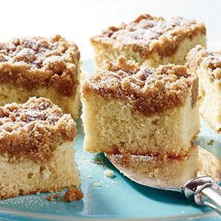 Vanilla Buttermilk Crumb Cake
