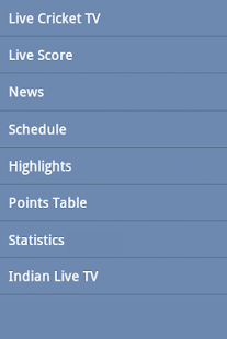 Cricket Live TV -Sports TV T20 - screenshot thumbnail