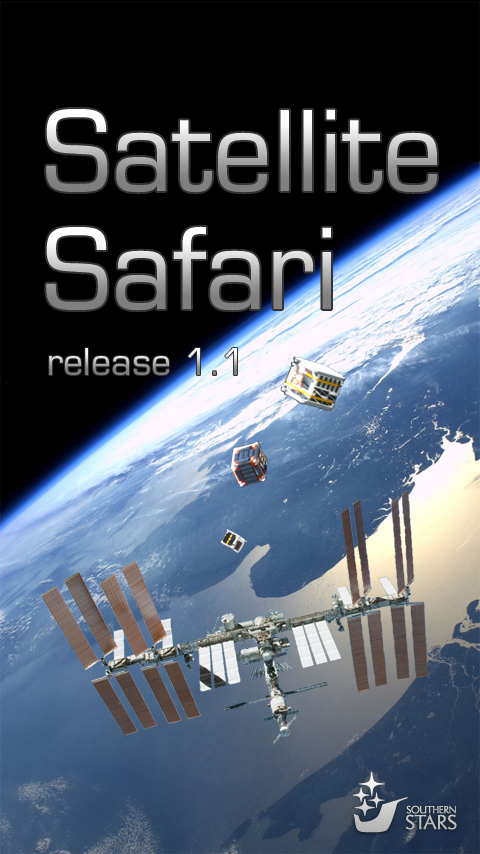 Satellite Safari - screenshot