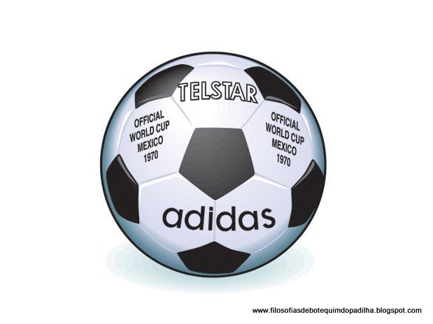 50d6156658 Evolução das bolas para COPA DO MUNDO de Futebol de 1970 até a JABULANI DE  2010