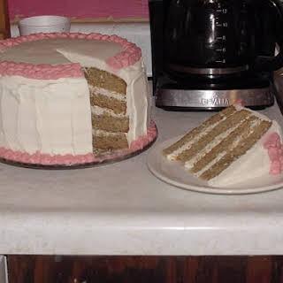 Buttermilk Spice Cake.