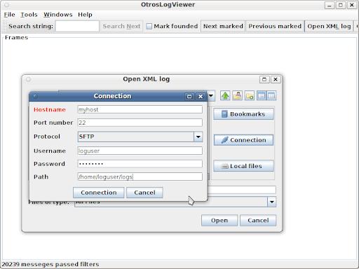 Screenshots · otros-systems/otroslogviewer Wiki · GitHub