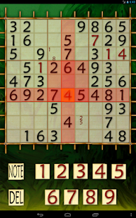 Sudoku Adventure - screenshot thumbnail