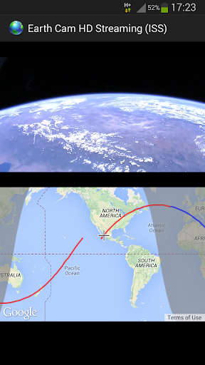 ISS HD Live Earth Cam