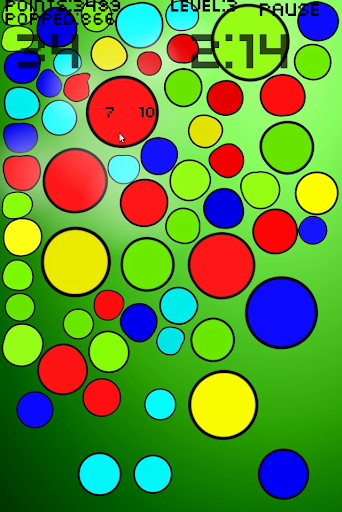 Squishy Bubble Popper