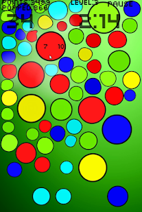 Squishy Bubble Popper Screenshot 1