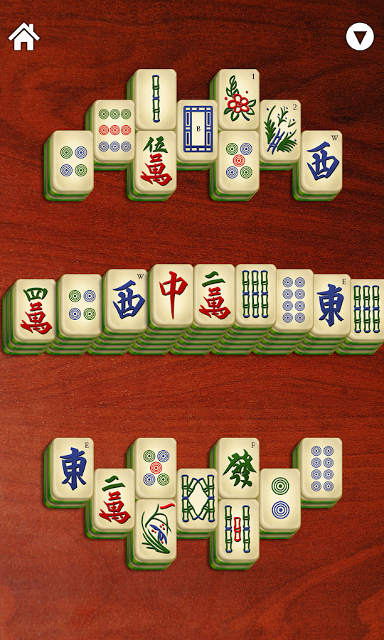 Screenshots of Mahjong Titan for iPhone