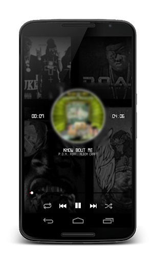 【免費音樂App】Hip Hop Mixtapes-APP點子