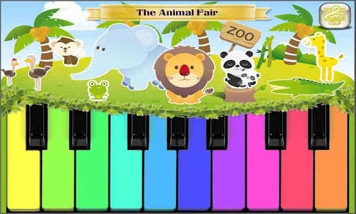 Kids Piano Games LITE - screenshot thumbnail
