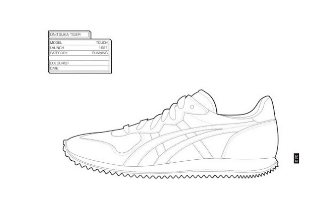 the sneaker coloring book | Coloring Pages