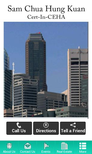 Sam Chua Singapore property