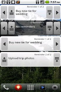 MyReminders - screenshot thumbnail