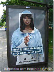 Dutch campaign against discrimination