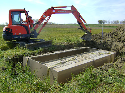 Installing A Goose Pit Property Projects Amp Construction