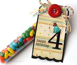 Birthday 4 Year Old Link