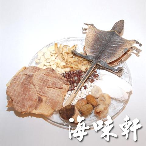 鱷魚肉蛤蚧湯
