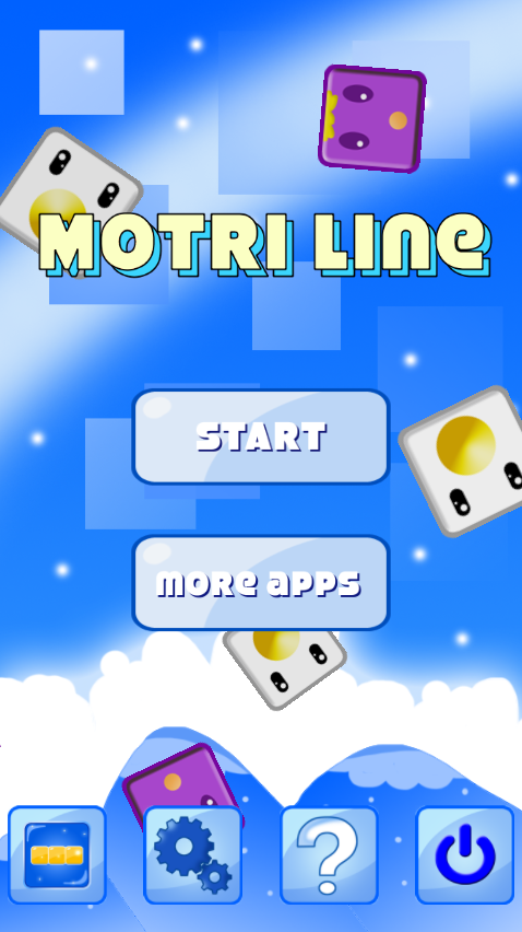 Motri Line - screenshot