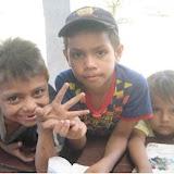 Walter, Isidro and Karina