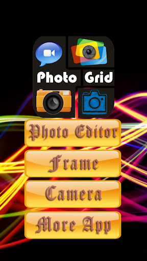 Photo Grid Frame