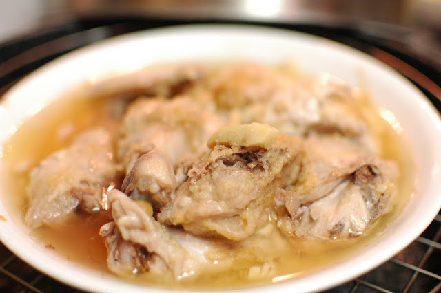 How to cook Hainan Chicken