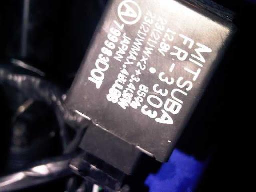 Honda 5 Pin Relay