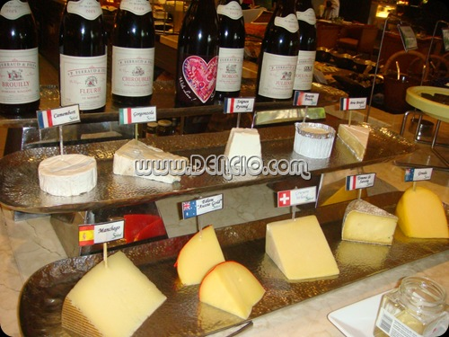 Wines and Cheeses! Pure Sophistication