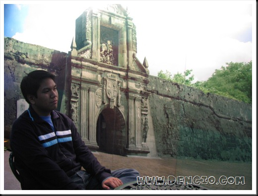 Soul Searching sa Fort Santiago...