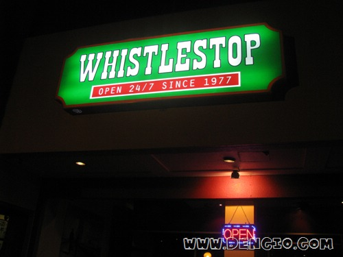 WhistleStop Open 24/7 Since 1977