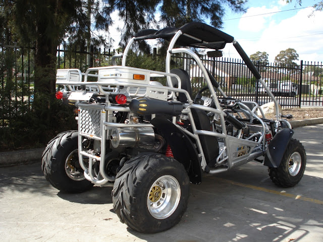 250cc Buggy Performance Parts on