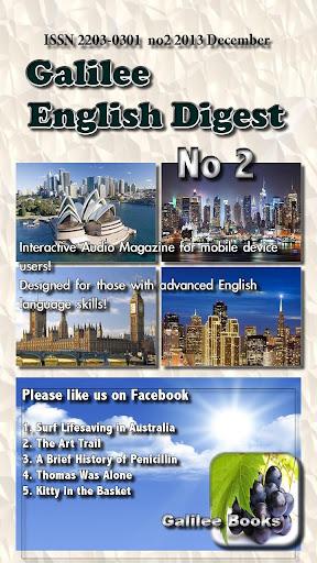 Galilee English Digest no2