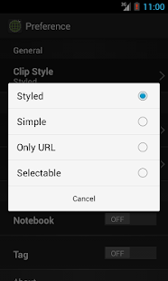 Clever Clip Pro - Web Clipper- screenshot thumbnail
