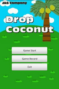 Drop Coconut~!! Lite - screenshot thumbnail