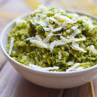 Broccoli Pesto #SundaySupper