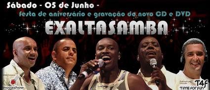 cd de exaltasamba 2010