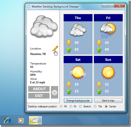 www.windows7port.com - windows 7 wallpaper weather conditions