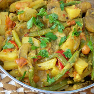 Indian Vegetable Side Dishes Recipes.