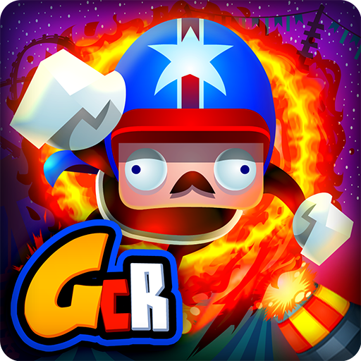 Galaxy Cannon Rider 動作 App LOGO-硬是要APP