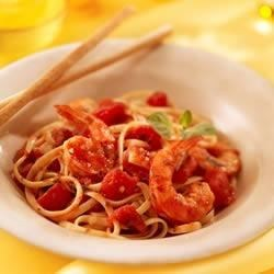 Shrimp with Fresh Fra Diavolo Sauce | LindySez | Recipes