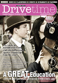 Carriage Driving Magazine Drivetime Summer 2010