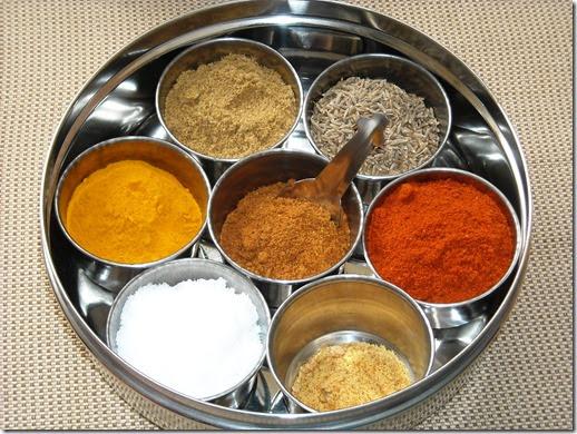 Intialaiset Mausteet
