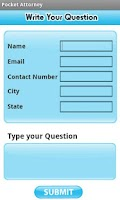 Screenshot of PocketAtt Test