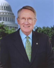 US Senator Harry Reid